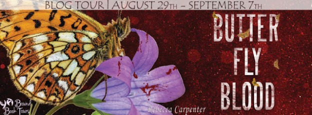 Butterfly Blood tour banner