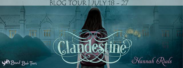 Clandestine tour banner