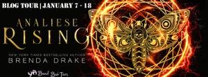 Analiese Rising Book Tour