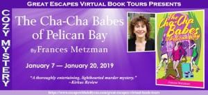 CHA CHA BABES BOOK TOUR