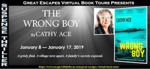 THE WRONG BOY BOOK TOUR