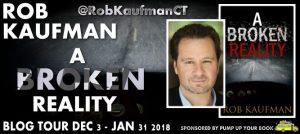 A Broken Reality Book Tour