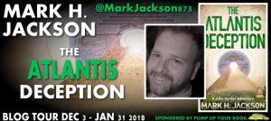 The Atlantis Deception Book Tour