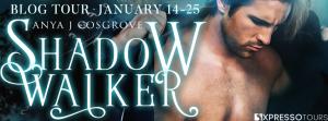 Shadow Walker Book Tour