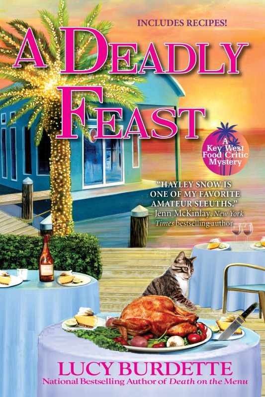A Deadly Feast final cover