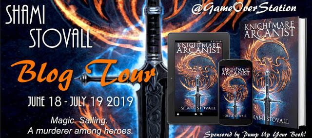 Knightmare Arcanist banner
