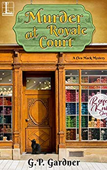 MURDER AT THE ROYALE COURT COVER