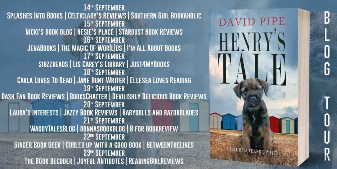 Henrys Tale Full Tour BAnner
