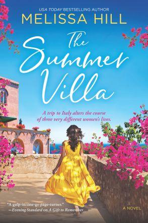 The Summer Villa Cover Art